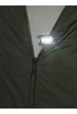 LED clip blauw