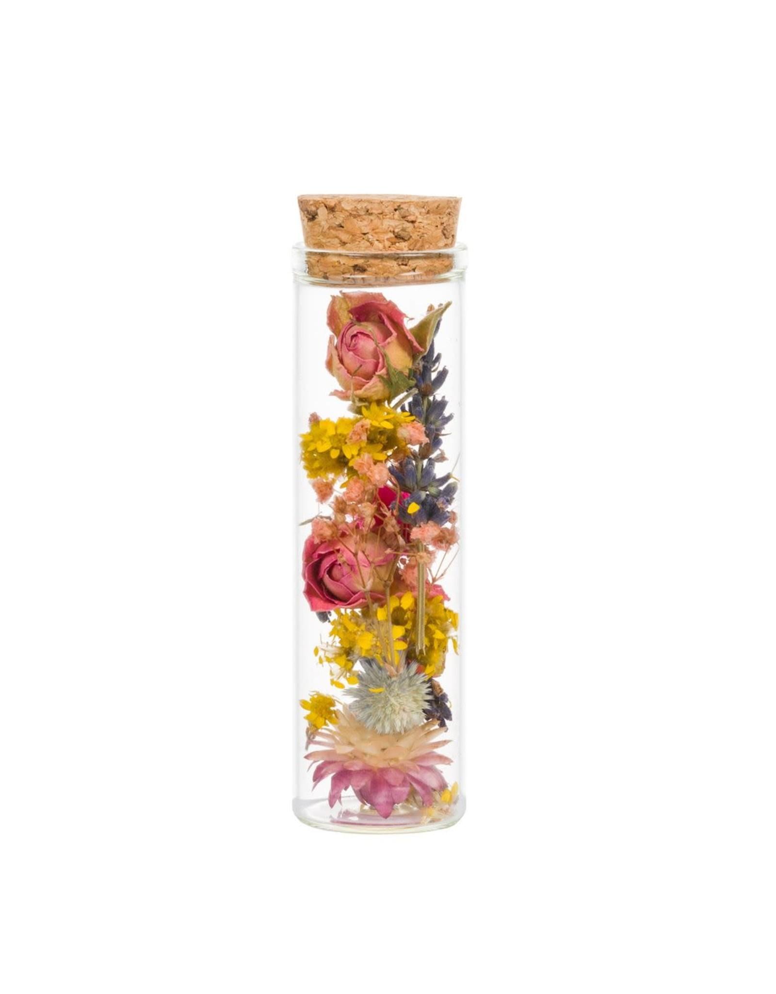 Droogbloemen cilinder mini