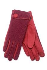 Handschoenen bordeaux