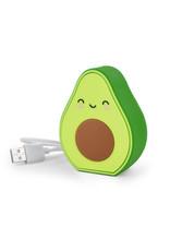 Powerbank avocado