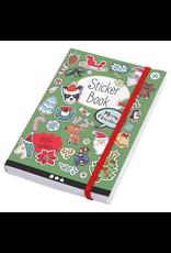 Stickerboek Kerst