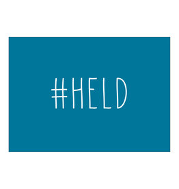 Postkaart #HELD