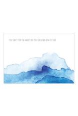 Postkaart Waves