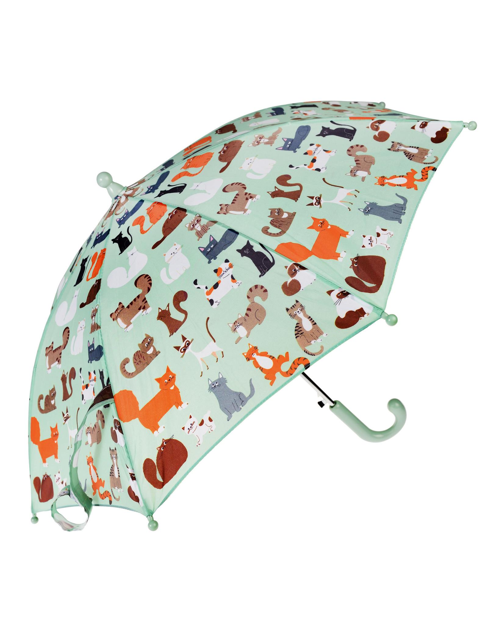 Parapluutje katten