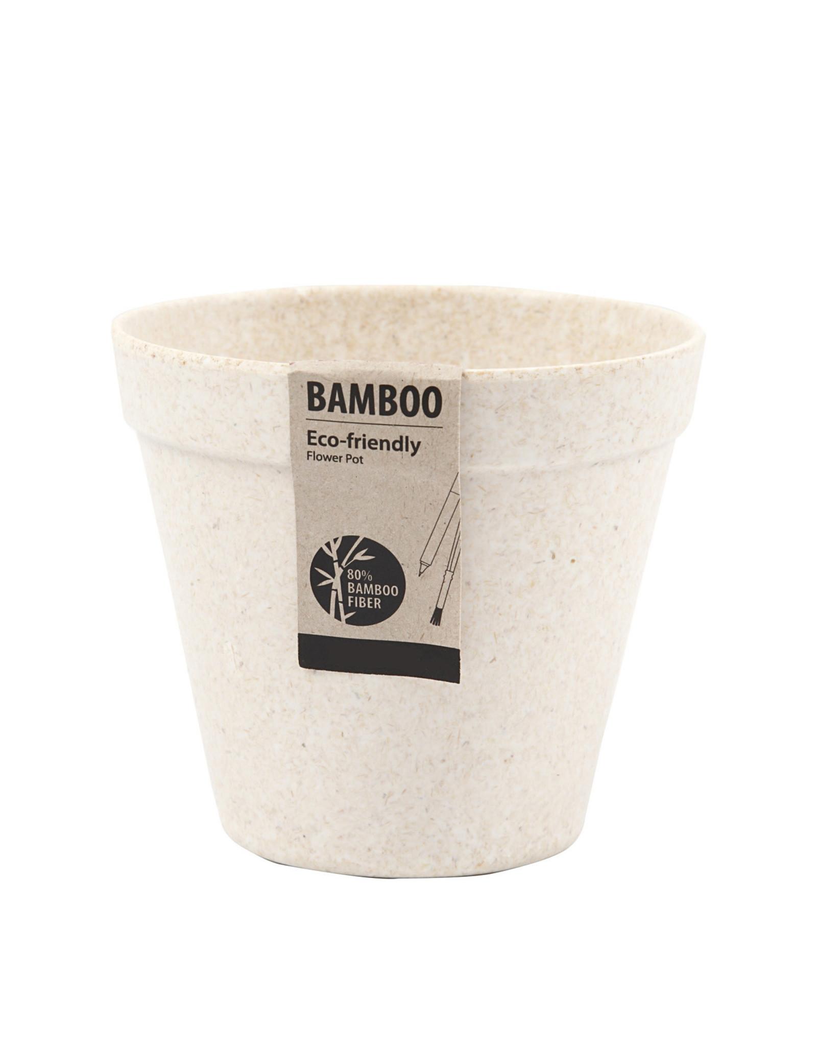 Bamboe bloempot 11cm