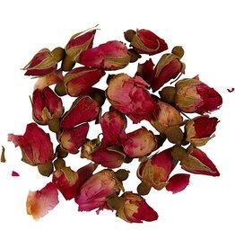 Gedroogde rozenknoppen 15gr