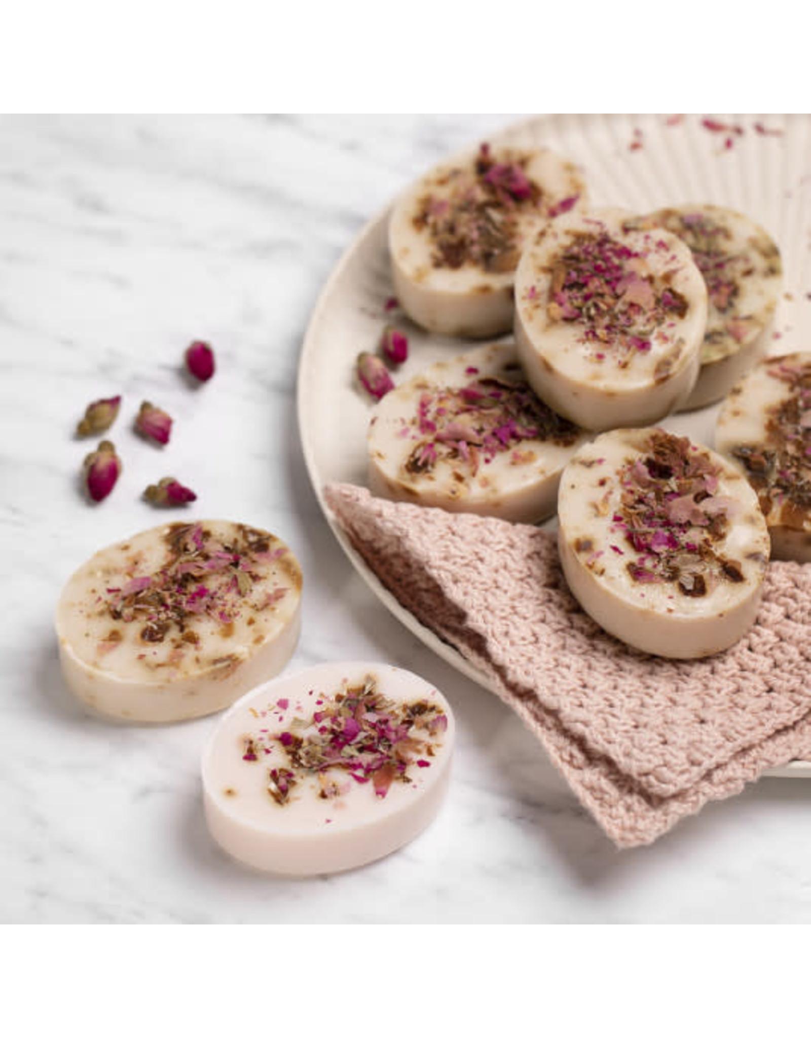 DIY basisset ovalen sheazeep rozen