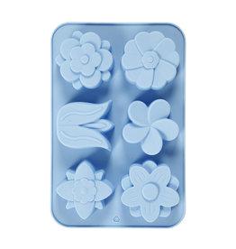 Siliconen vorm bloem