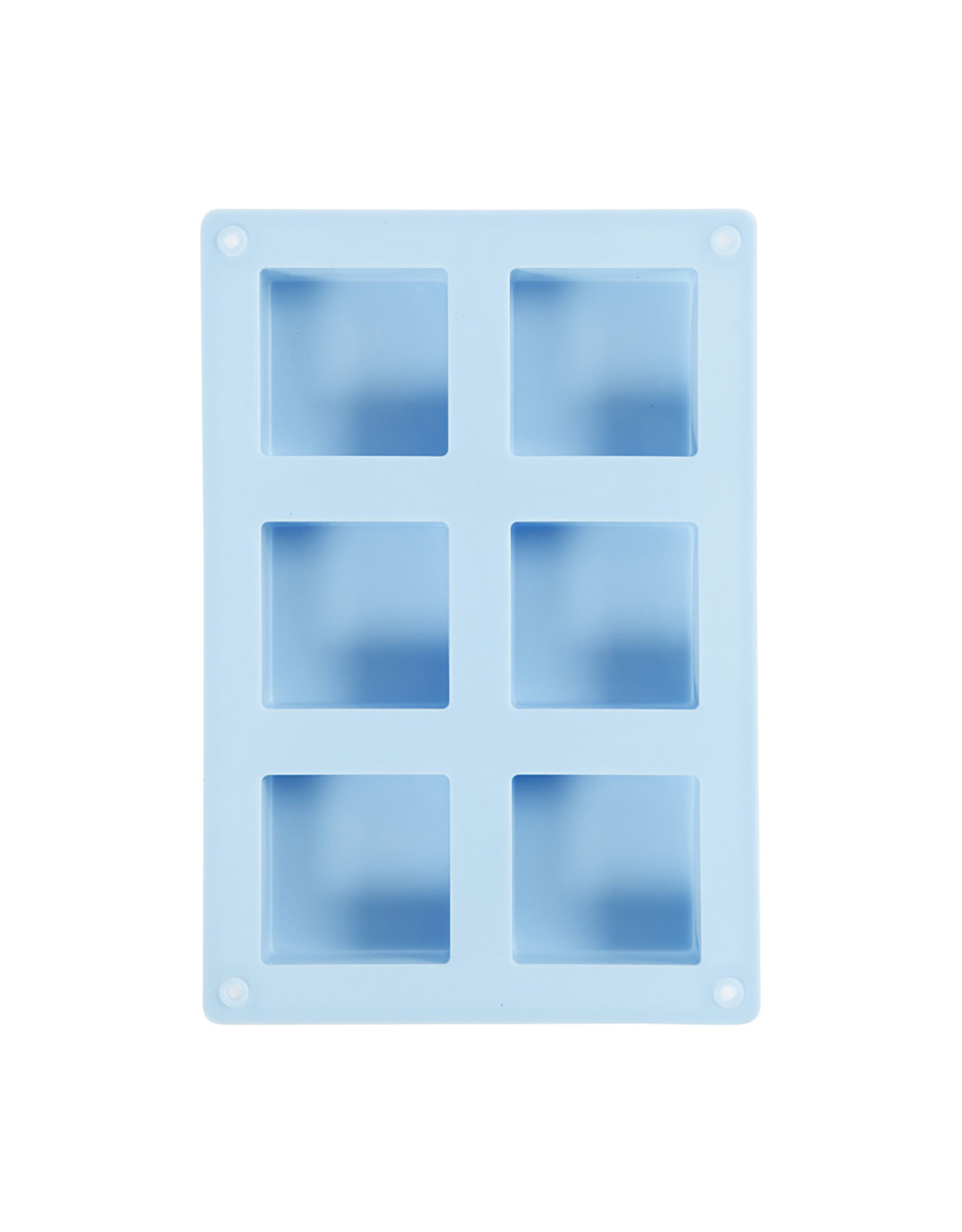Siliconen vorm vierkant