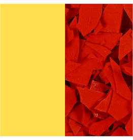 Kaarsenverf geel 5gr.