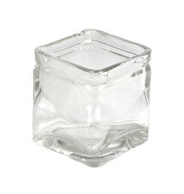 Glazen pot M