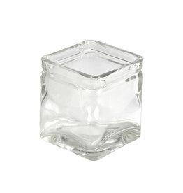 Glazen pot S