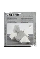 DIY set beton kaarsenhouders geometrisch