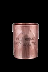 Sojakaars Keep going keep glowing