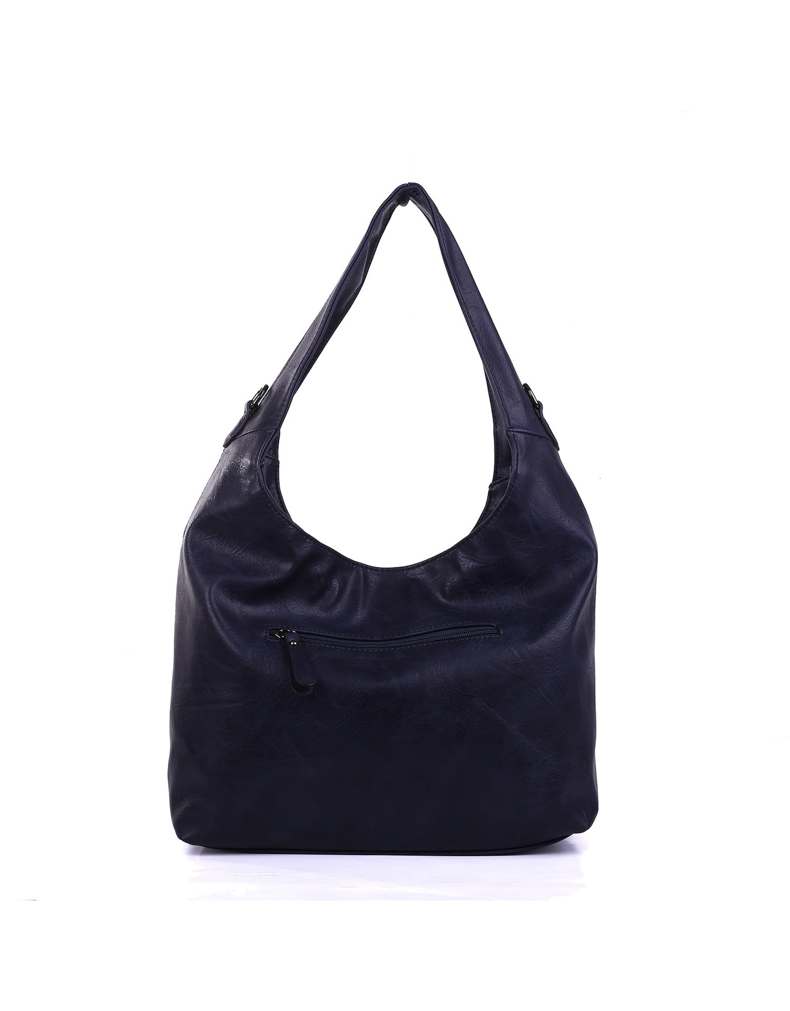 Hand-/schoudertas donkerblauw