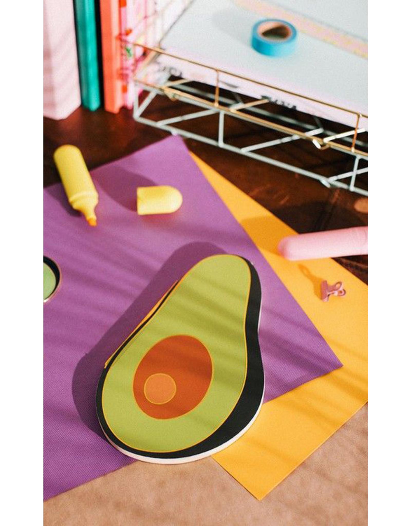 Notaboek avocado