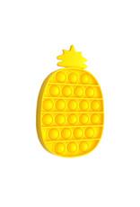 Pop it ananas geel