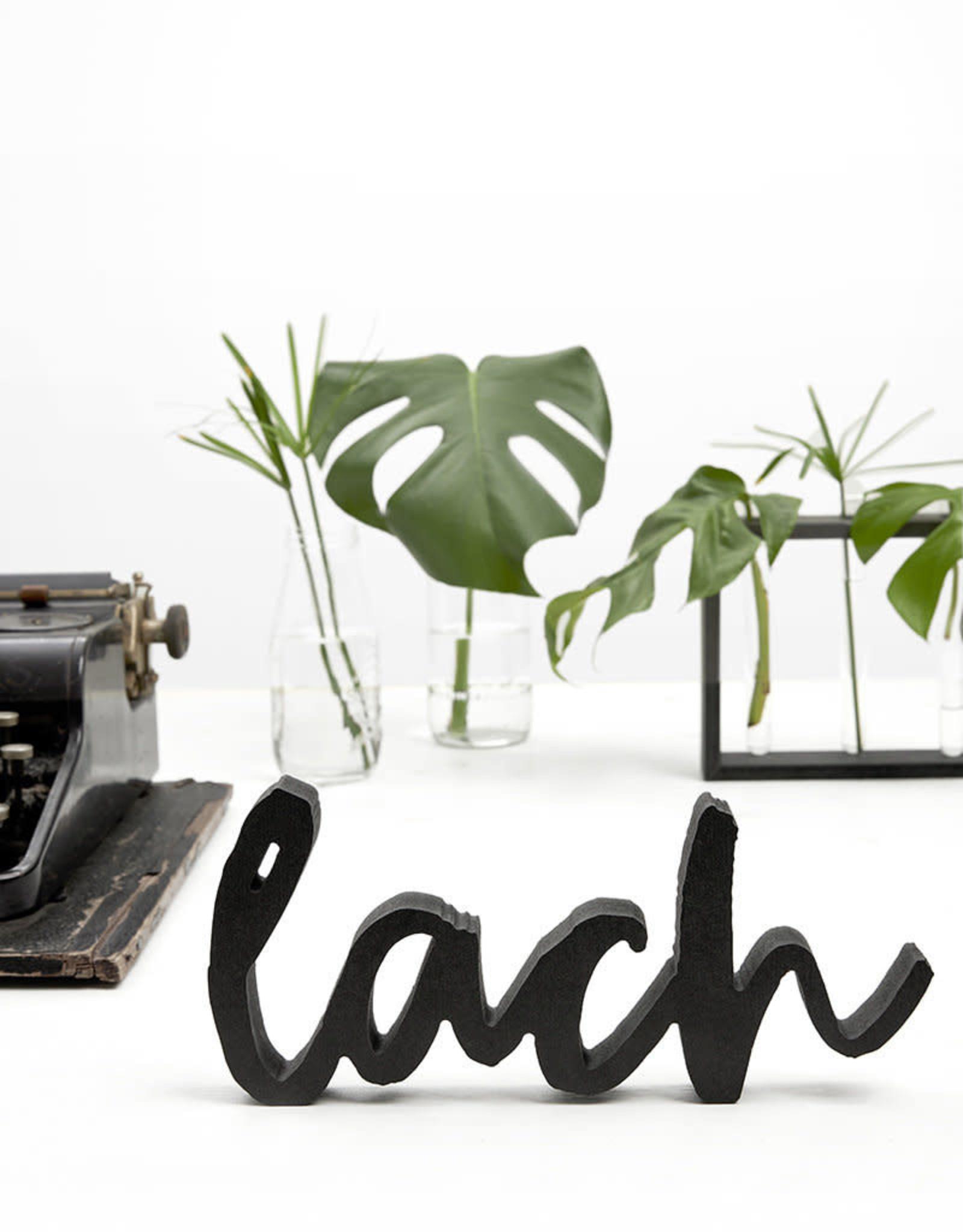 Decoratie LACH