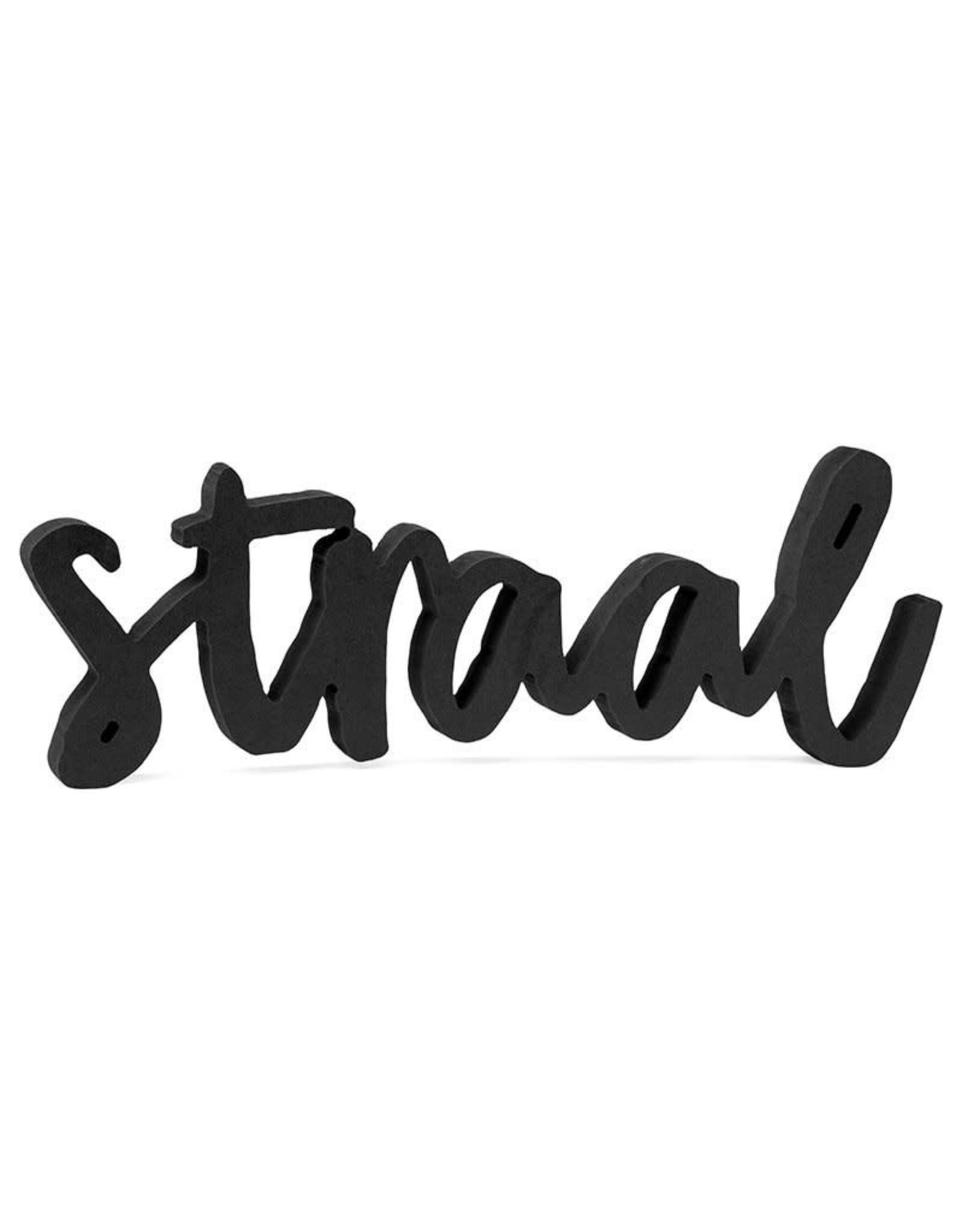 Decoratie STRAAL