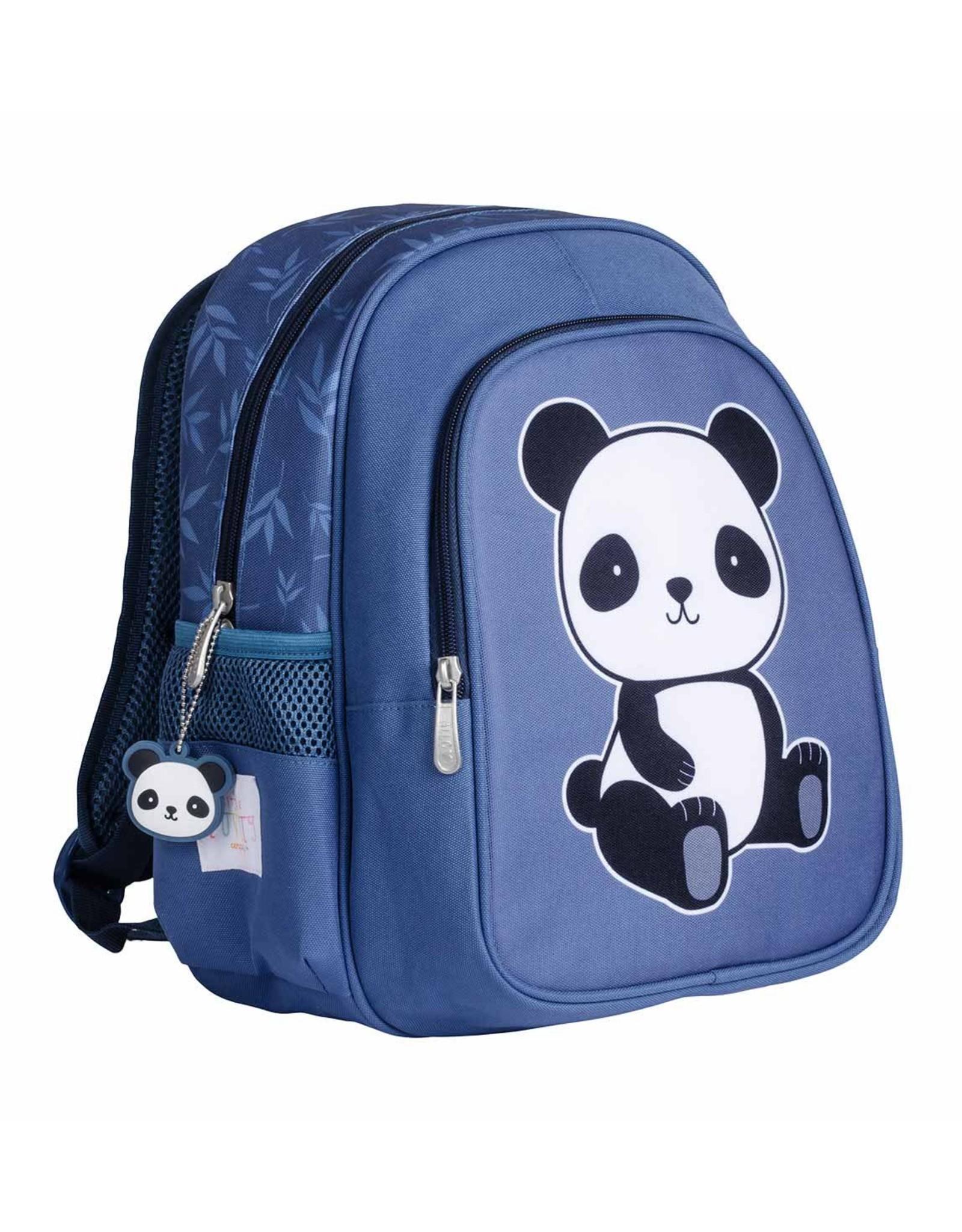 Geïsoleerde rugzak panda