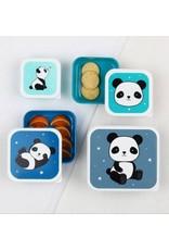 Brood- & koekendoosjes panda