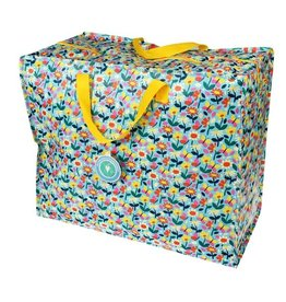 XL zak vlinder geel