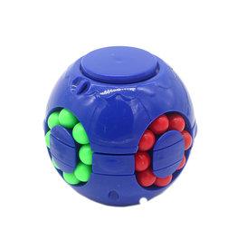 Fidget IQ puzzel bal blauw