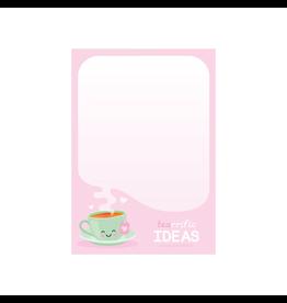Notablokje A6 Teariffic ideas