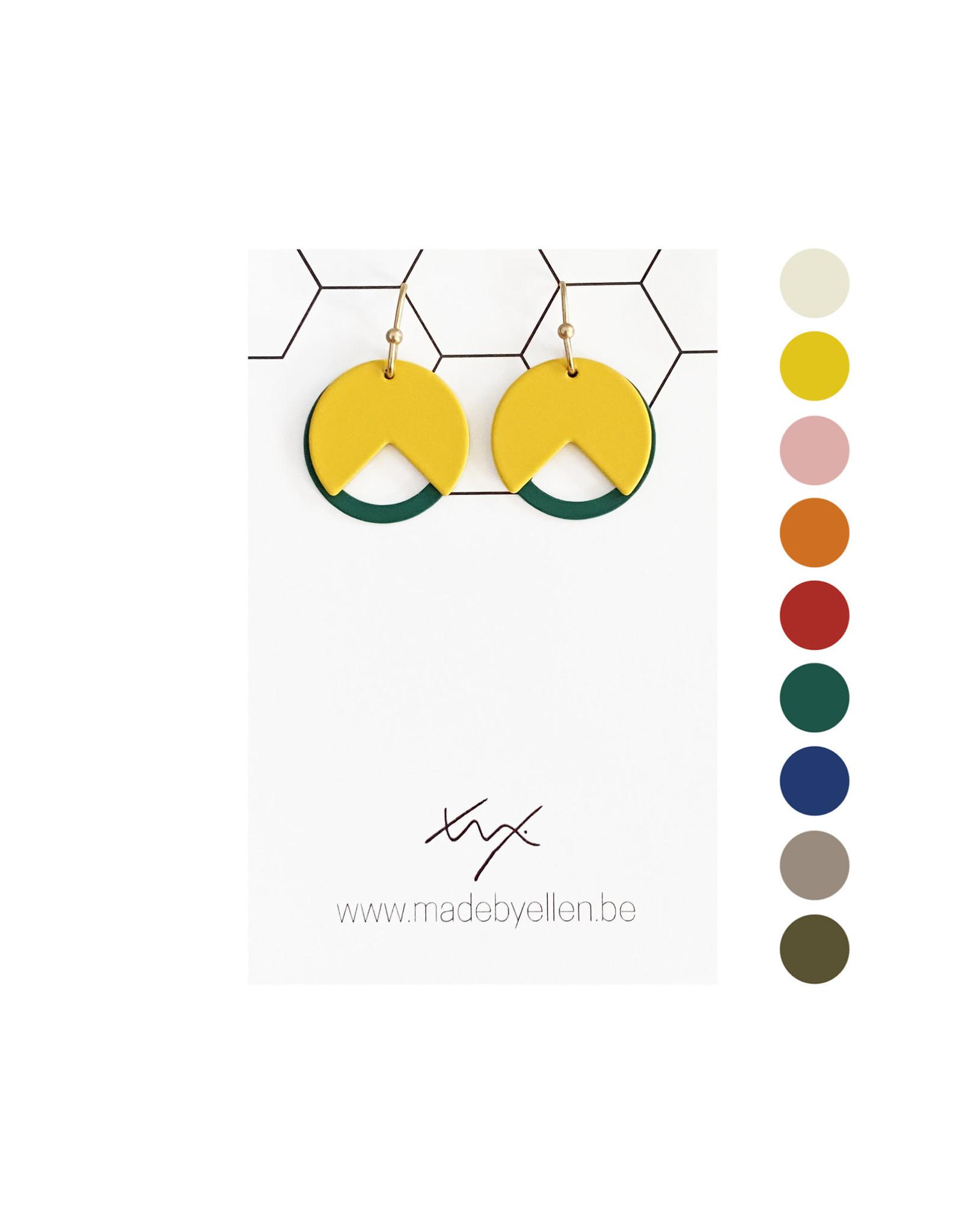 oorbEllen mix&match pac man met ring