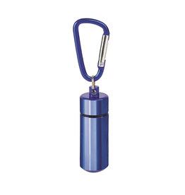 Capsule blauw