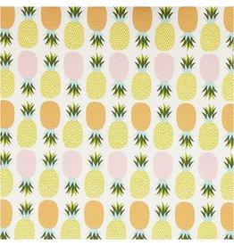 Inpakpapier ananas