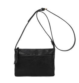Handtas rechthoek zwart