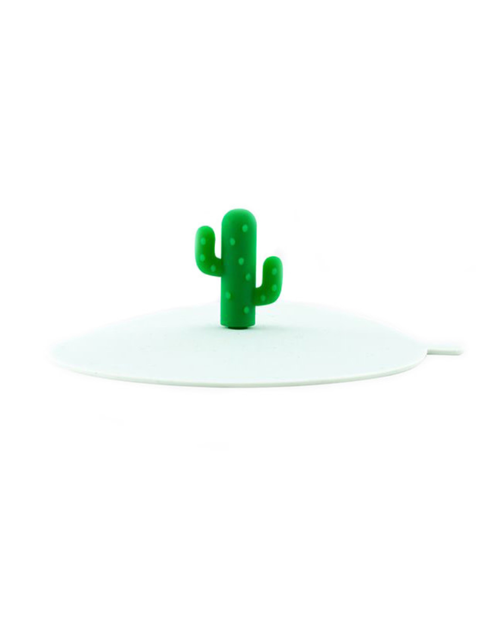 Deksel glas cactus