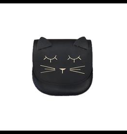 Handtasje kat zwart
