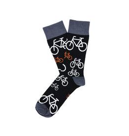 Sokken fiets zwart