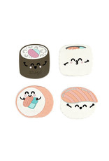 Onderzetters sushi