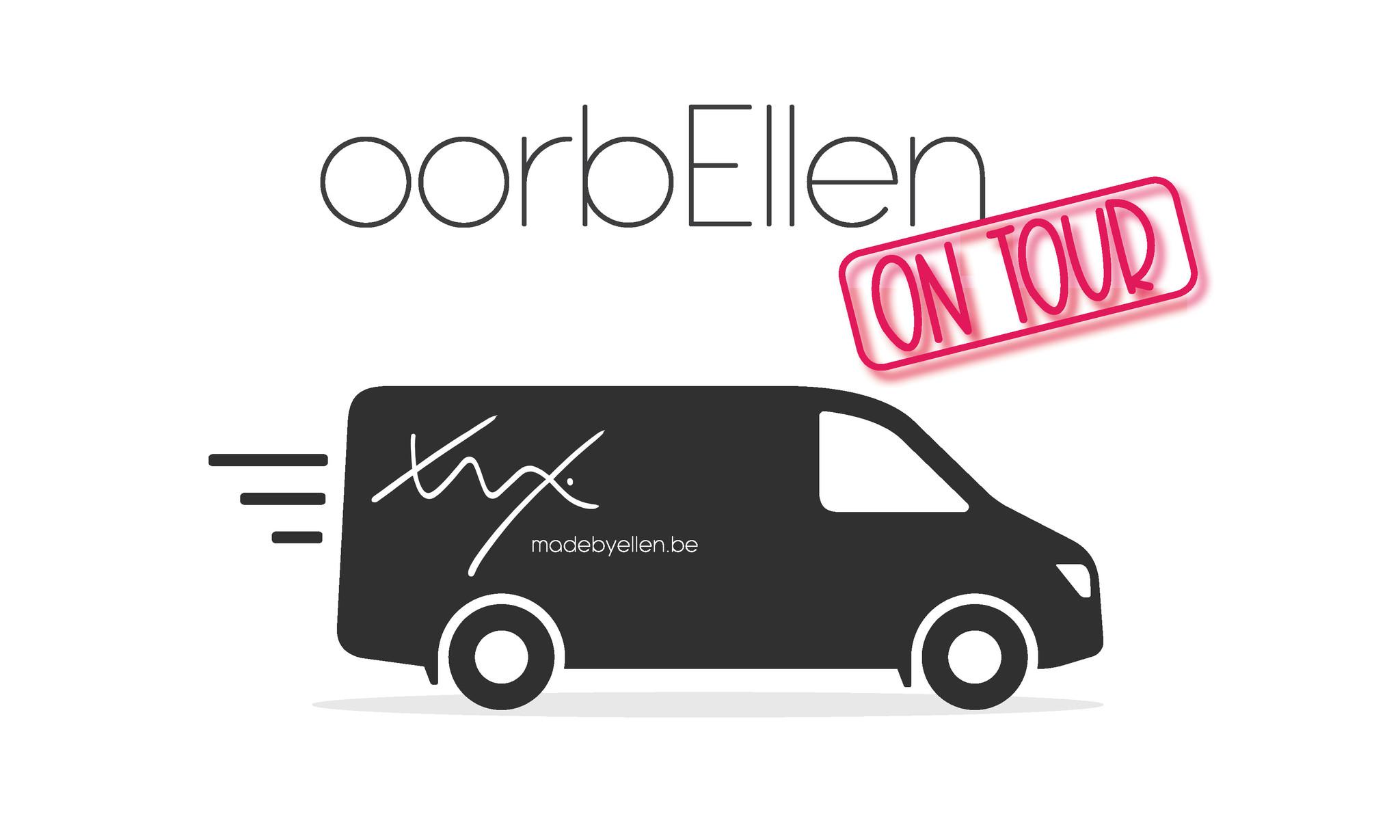 oorbEllen on Tour