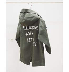 Lucky No. 7 Rebellious Parka
