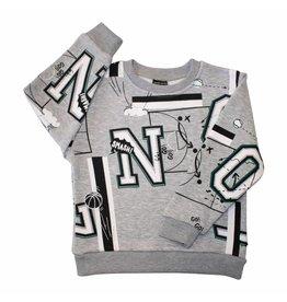 Lucky No. 7 Playground Sweater
