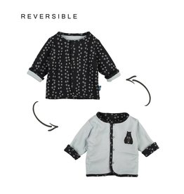 Zero2Three Vestje Reversible