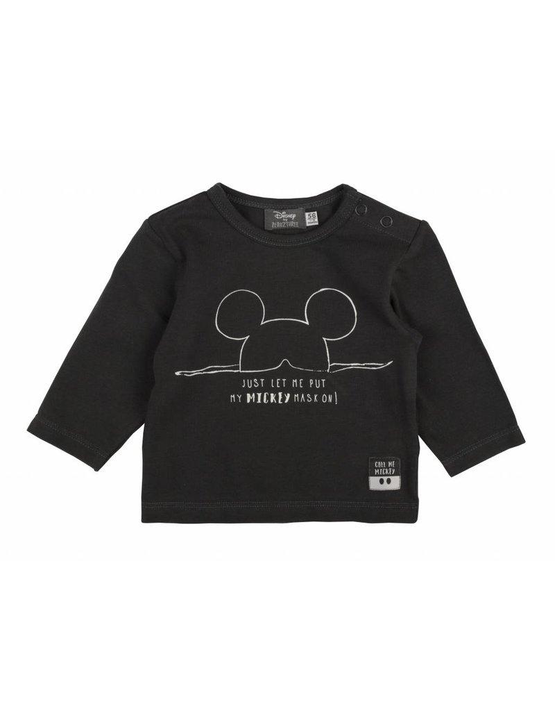 Zero2Three Disney Shirt Grijs