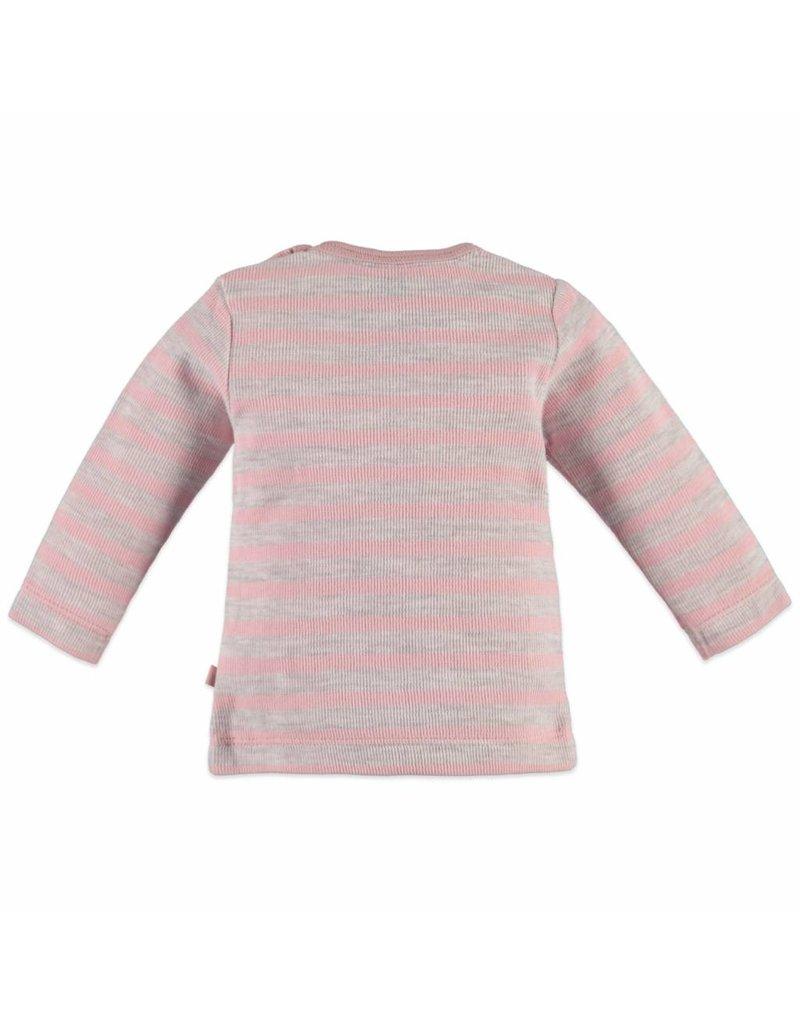 Babyface Pink Stripes Tee