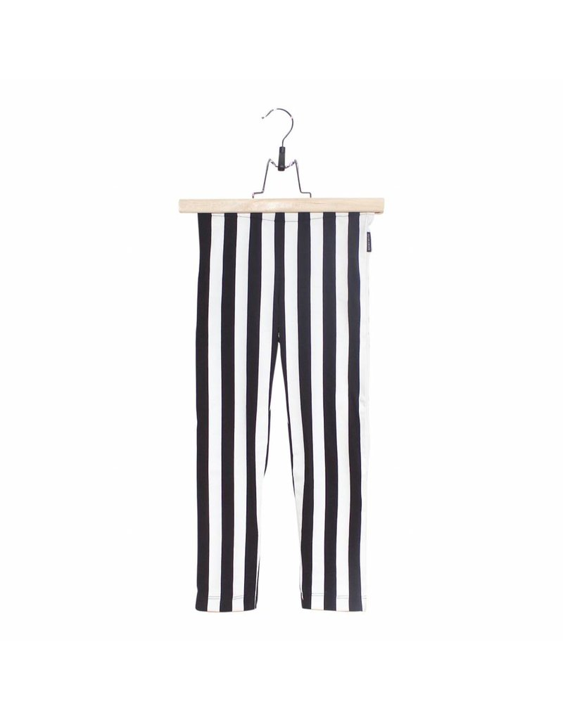 Lucky No. 7 Striped Legging