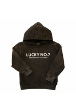 Lucky No. 7 Lucky Sweater Black