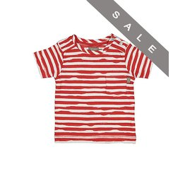 KidsCase Rood-wit t-shirt