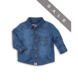 Babaluno Denim Blouse