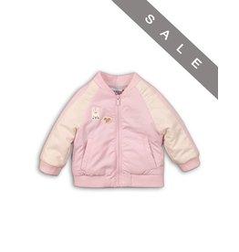 Babaluno Roze Bomber Jacket