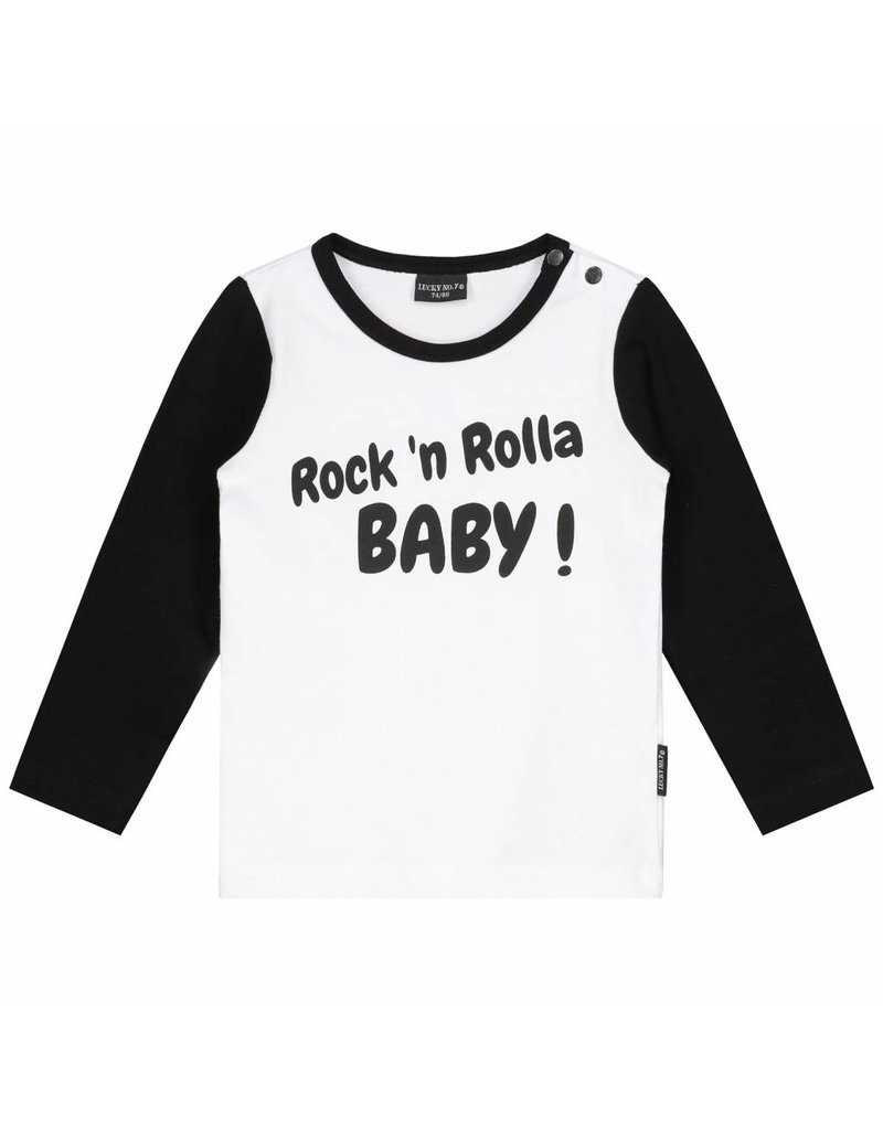 Lucky No. 7 Rock 'n Rolla Tee