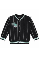 Lucky No. 7 Baseball Jacket