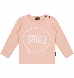 Lucky No. 7 Longsleeve No! Pink